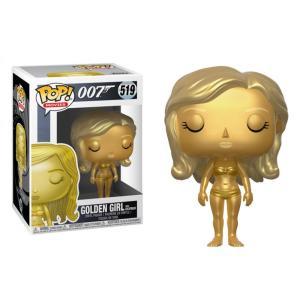 ジェームズ ボンド JAMES BOND フィギュア pop! movies: 007 james bond - golden girl (goldfinger) fermart-hobby