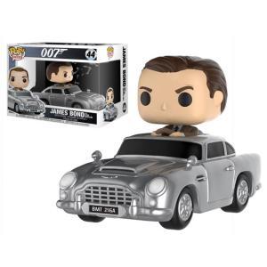 ジェームズ ボンド JAMES BOND フィギュア pop! rides: 007 james bond - james bond with aston martin db5|fermart-hobby