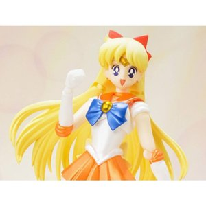 セーラームーン 美少女戦士 バンダイ BANDAI JAPAN Sailor Moon S.H.Figuarts Sailor Venus|fermart-hobby