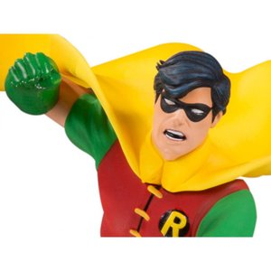 DC COMICS 彫像・スタチュー The New Teen Titans Robin Multi-Part Statue Diorama|fermart-hobby