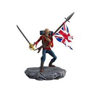 アイアン メイデン IRON MAIDEN フィギュア ビニールフィギュア iron maiden: legacy of the beast trooper eddie vinyl figure|fermart-hobby