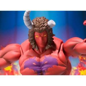 キン肉マン KINNIKUMAN フィギュア kinnikuman s.h.figuarts buffaloman (10 million power ver.)|fermart-hobby