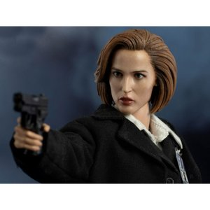 Xファイル THE X-FILES フィギュア the x-files agent scully (deluxe) 1/6 scale collectible figure|fermart-hobby