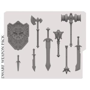 ミシックレギオンズ MYTHIC LEGIONS フィギュアパーツ mythic legions advent of decay dwarf weapons pack fermart-hobby