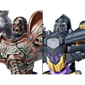 """トランスフォーマー TRANSFORMERS おもちゃ・ホビー transformers: the last knight deluxe set of 2 toys""""r""""us exclusive fermart-hobby"""