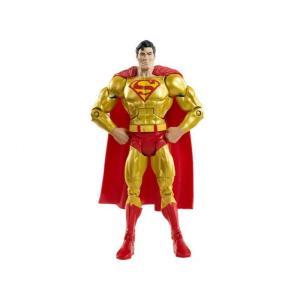 ディーシー コミックス DC COMICS フィギュア dc universe super powers gold superman (collect-n-connect kalibak)|fermart-hobby