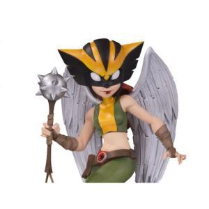 ディーシー コミックス DC COMICS フィギュア dc artist alley hawkgirl figure (chrissie zullo)|fermart-hobby