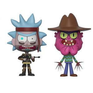 リック&モーティ RICK AND MORTY おもちゃ・ホビー rick and morty vynl. seal team rick + scary terry fermart-hobby