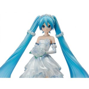 ボーカロイド VOCALOID フィギュア vocaloid hatsune miku (wedding dress ver.) 1/7 scale figure|fermart-hobby