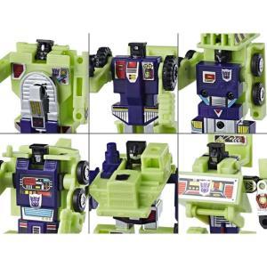 トランスフォーマー TRANSFORMERS フィギュア transformers: vintage g1 constructicon devastator six figure collection pack exclusive fermart-hobby