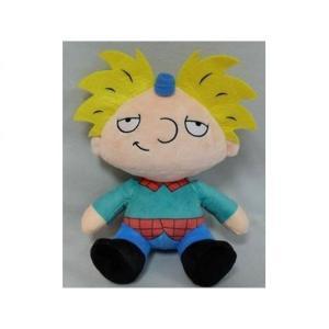 ヘイ アーノルド! HEY ARNOLD! ぬいぐるみ・人形 hey arnold! phunny arnold (sitting) plush|fermart-hobby
