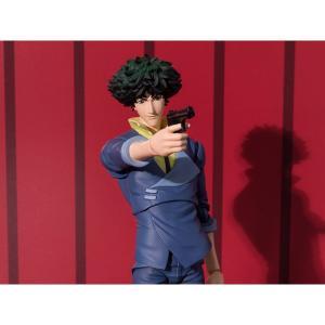 カウボーイビバップ COWBOY BEBOP フィギュア cowboy bebop s.h.figuarts spike spiegel (20th anniversary)|fermart-hobby