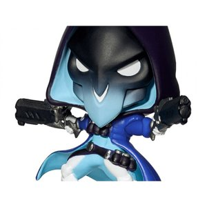 オーバーウォッチ OVERWATCH フィギュア ビニールフィギュア overwatch cute but deadly reaper (shiver) vinyl figure|fermart-hobby