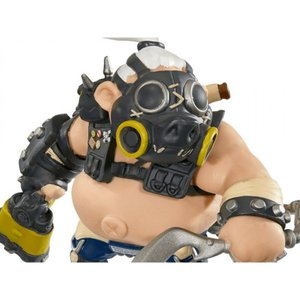 オーバーウォッチ OVERWATCH フィギュア ビニールフィギュア overwatch cute but deadly roadhog vinyl figure|fermart-hobby