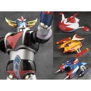 UFOロボ グレンダイザー UFO ROBOT GRENDIZER フィギュア ufo robot grendizer dynamite action! grendizer & spazer set|fermart-hobby