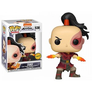 アバター 伝説の少年アン AVATAR: THE LAST AIRBENDER フィギュア pop! animation: avatar: the last airbender - zuko (chase)|fermart-hobby
