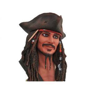 パイレーツ オブ カリビアン PIRATES OF THE CARIBBEAN フィギュア pirates of the caribbean legends in 3d jack sparrow 1/2 scale limited edition bust|fermart-hobby