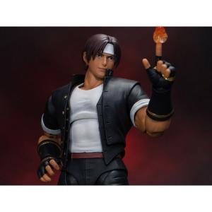 ザ キング オブ ファイターズ THE KING OF FIGHTERS フィギュア the king of fighters '98 kyo kusanagi 1/12 scale figure fermart-hobby
