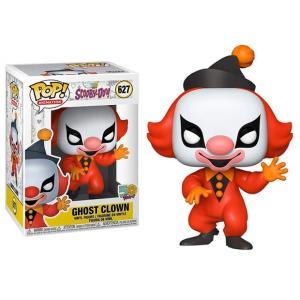 スクービー ドゥー SCOOBY-DOO フィギュア pop! animation: scooby-doo - ghost clown|fermart-hobby