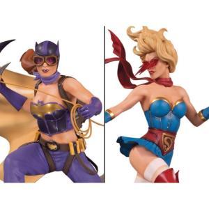 ディーシー コミックス DC COMICS 彫像・スタチュー dc bombshells celebration limited edition statue|fermart-hobby