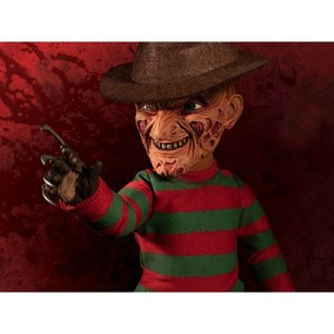 エルム街の悪夢 A NIGHTMARE ON ELM STREET おもちゃ・ホビー a nightmare on elm street mezco designer series mega scale talking freddy krueger|fermart-hobby