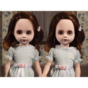 シャイニング THE SHINING ぬいぐるみ・人形 living dead dolls presents: the shining talking grady twins two-pack|fermart-hobby