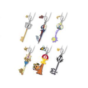 キングダム ハーツ KINGDOM HEARTS グッズ kingdom hearts keyblade collection vol. 2 box of 6 keychains fermart-hobby
