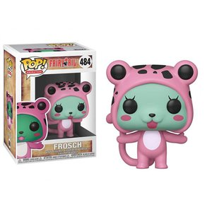 フェアリーテイル FAIRY TAIL フィギュア pop! animation: fairy tail - frosch|fermart-hobby