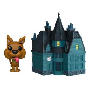 スクービー ドゥー SCOOBY-DOO フィギュア pop! town: scooby-doo - scooby-doo with haunted mansion|fermart-hobby