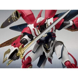 聖戦士ダンバイン AURA BATTLER DUNBINE フィギュア aura battler dunbine robot spirits bellvine (knight of na) exclusive|fermart-hobby