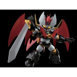 マジンガーZ MAZINGER プラモデル mazinger sd cross silhouette mazinkaiser model kit|fermart-hobby