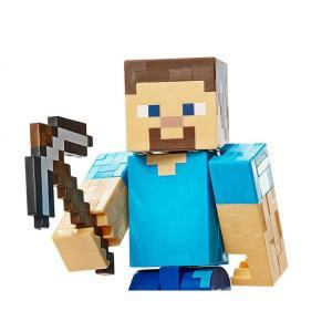 MINECRAFT フィギュア Minecraft Mining Steve Figure fermart-hobby