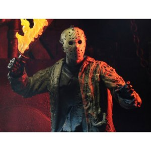13日の金曜日 FRIDAY THE 13TH フィギュア freddy vs. jason ultimate jason voorhees figure|fermart-hobby