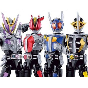 仮面ライダー KAMEN RIDER フィギュア kamen rider so-do chronicle kamen rider den-o exclusive box of 10|fermart-hobby