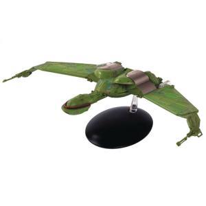 スタートレック STAR TREK フィギュア star trek starships collection xl edition #13 klingon bird of prey|fermart-hobby