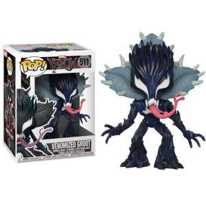 マーベル MARVEL フィギュア pop! marvel: venom series - venomized groot|fermart-hobby