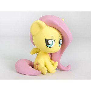 マイリトルポニー MY LITTLE PONY フィギュア シリーズ2 my little pony chibi vinyl series 2 fluttershy figure|fermart-hobby