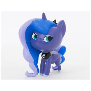 マイリトルポニー MY LITTLE PONY フィギュア シリーズ2 my little pony chibi vinyl series 2 luna figure|fermart-hobby
