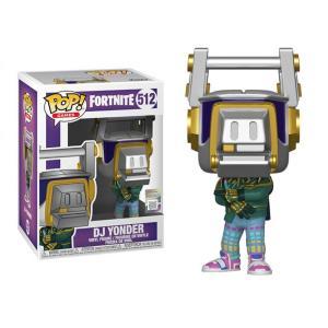 フォートナイト FORTNITE フィギュア pop! games: fortnite - dj yonder|fermart-hobby