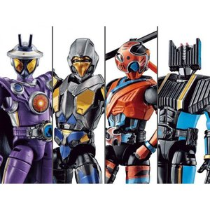 仮面ライダー KAMEN RIDER フィギュア kamen rider so-do kamen rider zi-o ride plus 2 exclusive box of 10|fermart-hobby