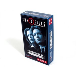 Xファイル THE X-FILES ゲーム・パズル the x-files: conspiracy theory everything is connected card game|fermart-hobby