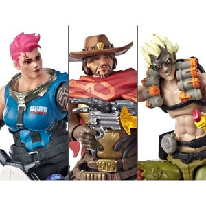 オーバーウォッチ OVERWATCH フィギュア overwatch ultimates wave 2 set of 3 figures|fermart-hobby