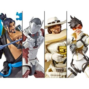 オーバーウォッチ OVERWATCH おもちゃ・ホビー overwatch ultimates dual pack wave 2 set of 2 two-packs|fermart-hobby