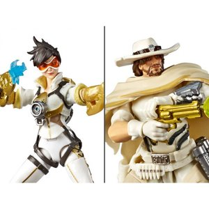 オーバーウォッチ OVERWATCH おもちゃ・ホビー overwatch ultimates dual pack tracer & mccree two-pack|fermart-hobby
