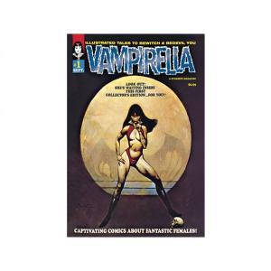 ヴァンピレラ VAMPIRELLA グッズ vampirella #1 (blue foil) limited edition replica|fermart-hobby
