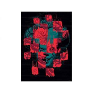 イット IT フィギュア it chapter two faces of pennywise puzzle|fermart-hobby