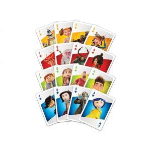 コララインとボタンの魔女 CORALINE トレーディングカード トランプ laika playing cards|fermart-hobby