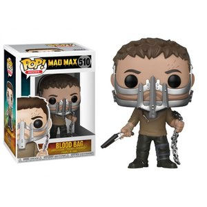 マッドマックス MAD MAX フィギュア pop! movies: mad max: fury road - blood bag (max) exclusive|fermart-hobby