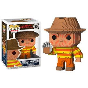 エルム街の悪夢 A NIGHTMARE ON ELM STREET フィギュア 8-bit pop! horror: nightmare on elm street - freddy krueger (nes color) exclusive|fermart-hobby