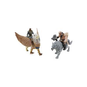 ブリザード BLIZZARD ウォークラフト Warcraft Lothar Vs Blackhand Mini Figures|fermart-hobby